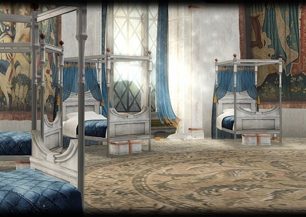 Ravenclaw Dormitory Audio Atmosphere
