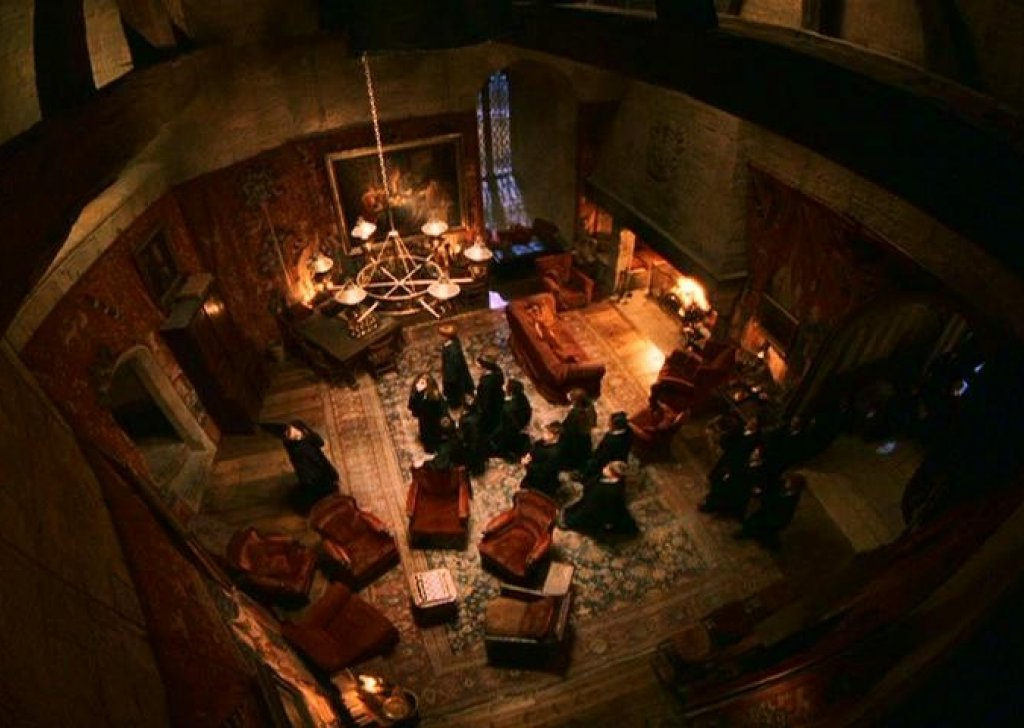 Studying In The Gryffindor Common Room Audio Atmosphere