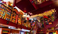 Weasleys' Wizard Wheezes shop in Diagon Alley
