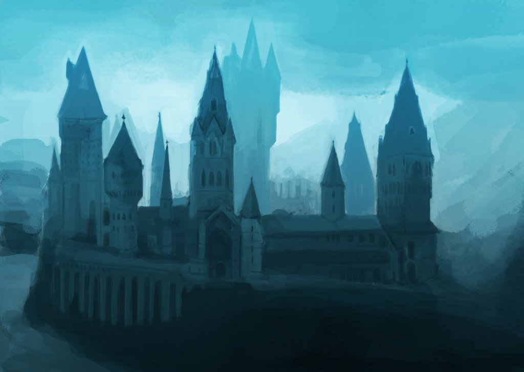 A Stormy Night In Hogwarts Audio Atmosphere