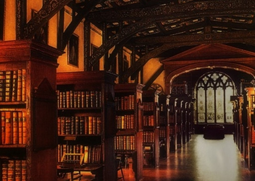 Image result for hogwarts library
