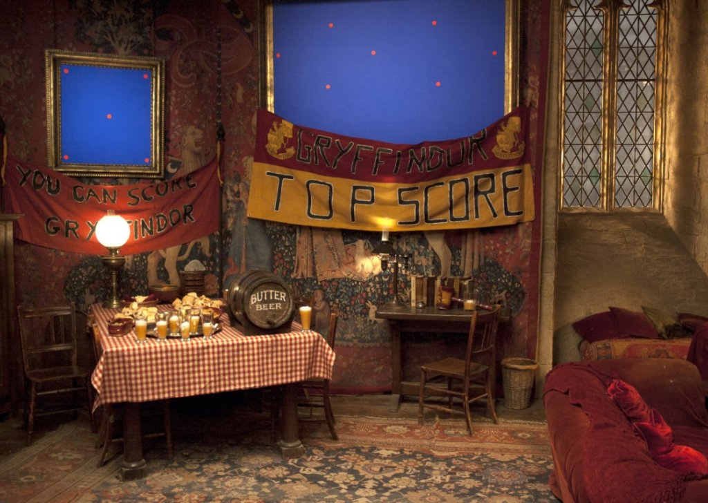 Party In The Gryffindor Common Room Audio Atmosphere
