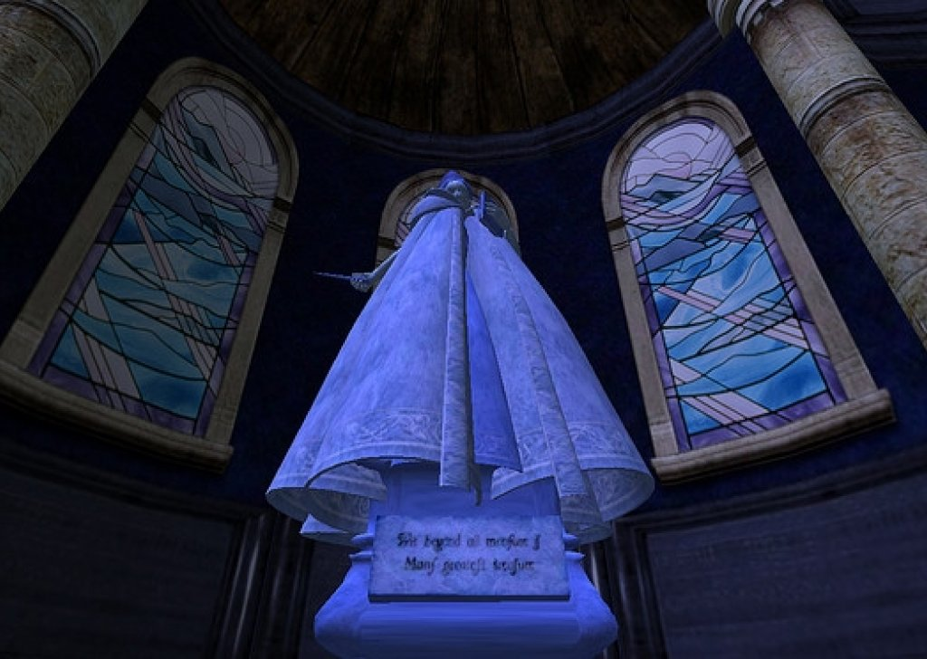A Window Sill In The Ravenclaw Common Room Audio Atmosphere