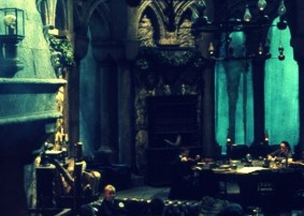 Evening In The Slytherin Common Room Audio Atmosphere