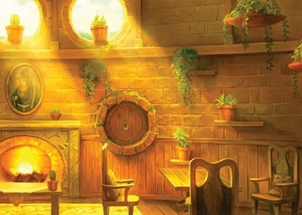 the hufflepuff common room
