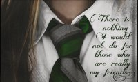 Slytherin Feels