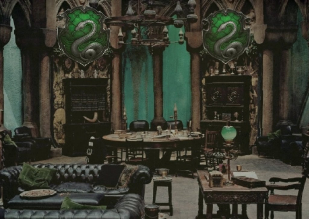 Charming Slytherin Dorm Rooms Part 30