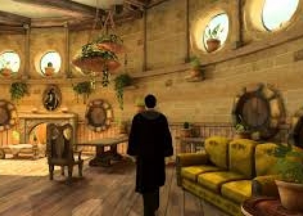 The Common Room In Hufflepuff Audio Atmosphere
