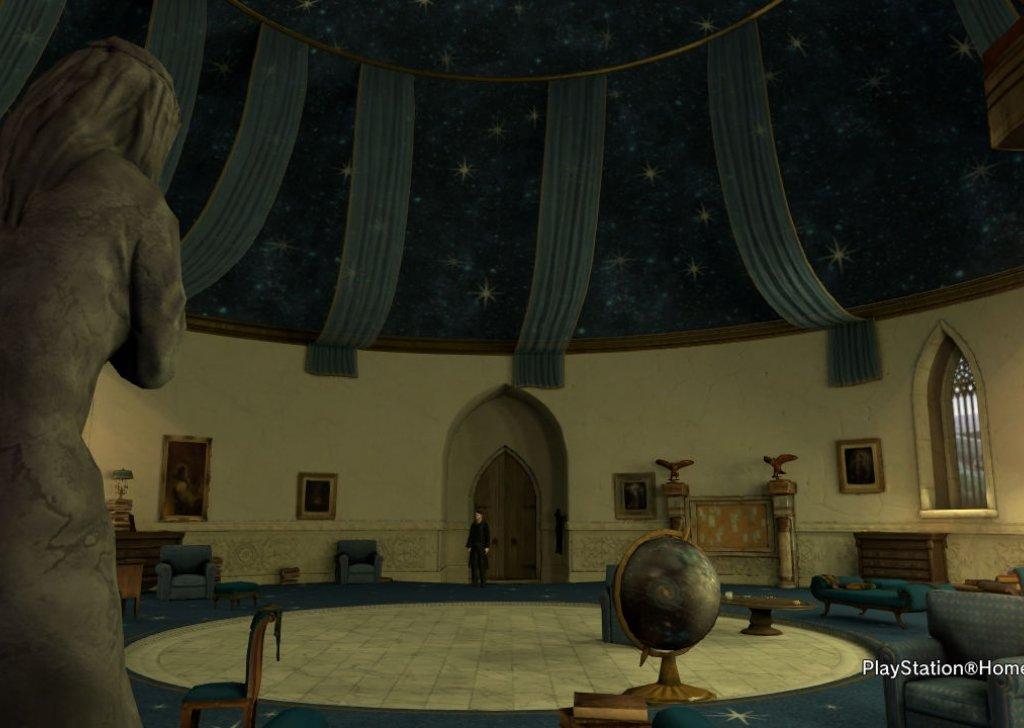 Ravenclaw Common room audio atmosphere