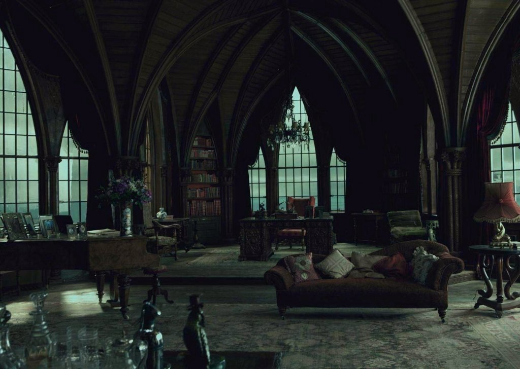 Cozy Studying Atmosphere In The Hogwarts Dungeons Audio