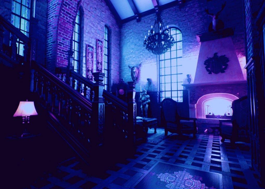 Ravenclaw Common Room - Revised - audio atmosphere