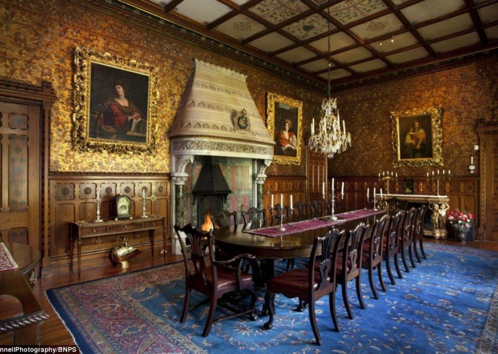 Hogwarts Staff Room Audio Atmosphere