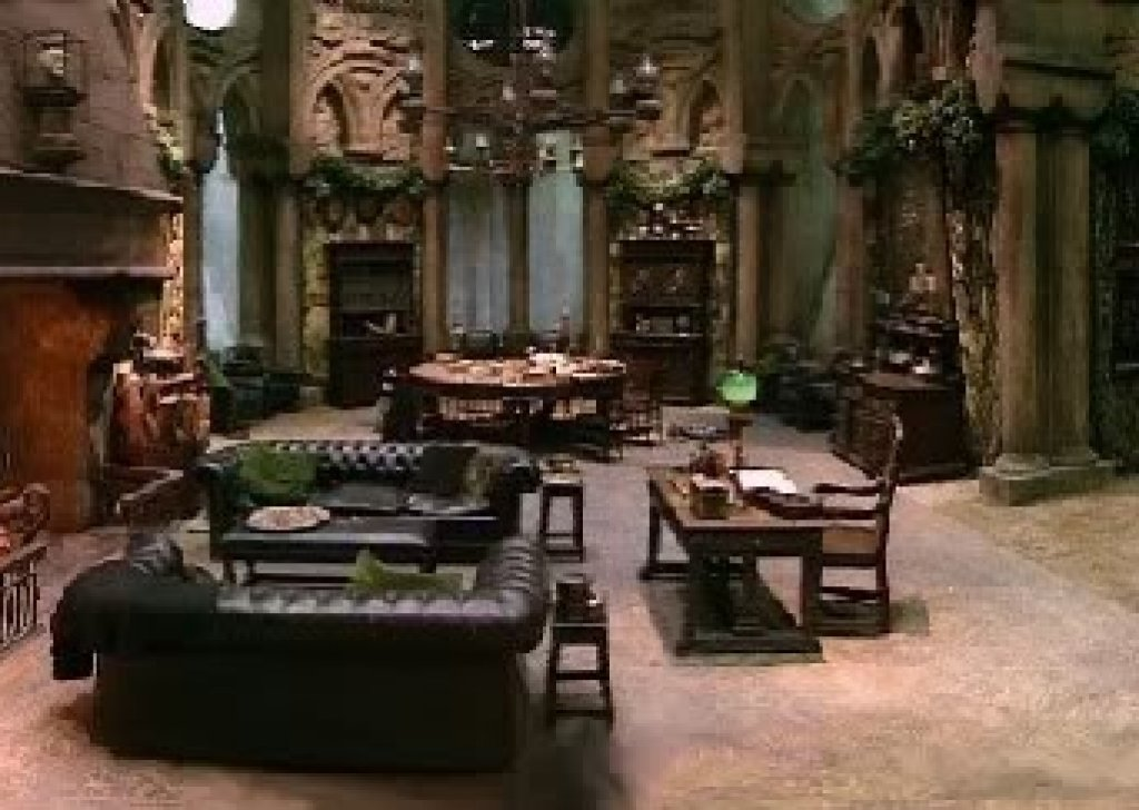 Slytherin Common Room Morning Audio Atmosphere