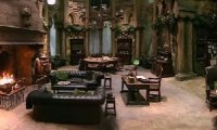 Slytherin Common Room(Morning)